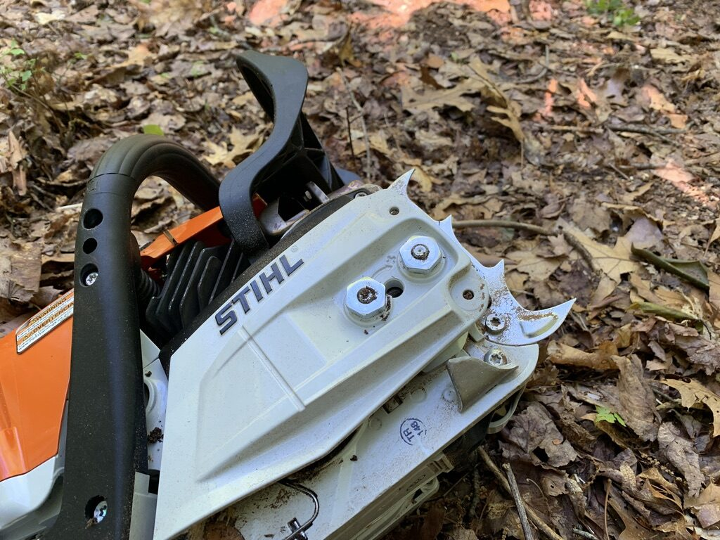 The new chainsaw