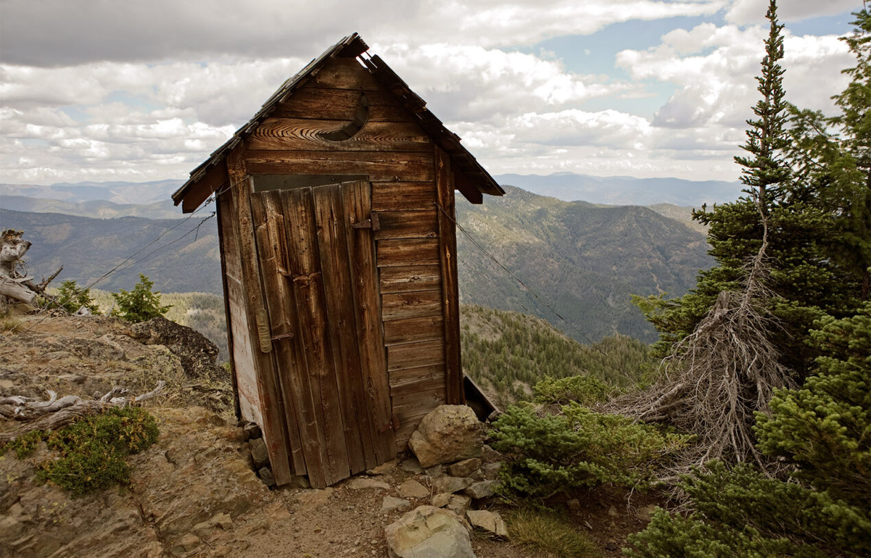 Where to put the privy?